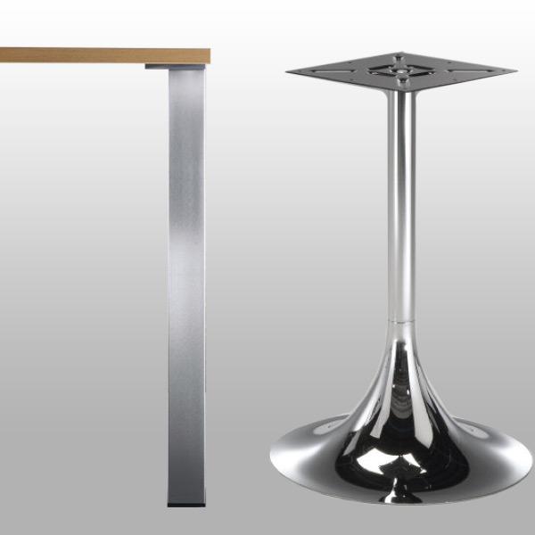 Produzione Gambe Per Tavoli In Metallo.Manart Accessori Per Mobili